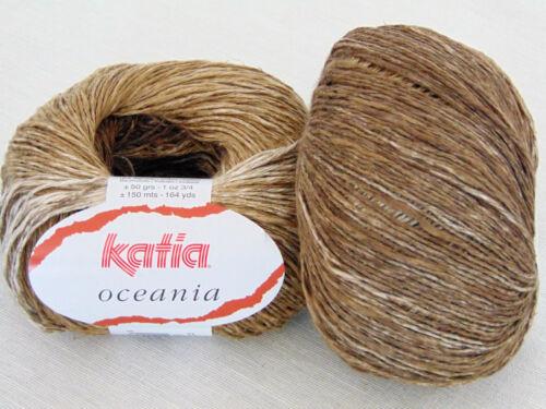 50g-Garn-lana 100g//7 € Oceania-Katia