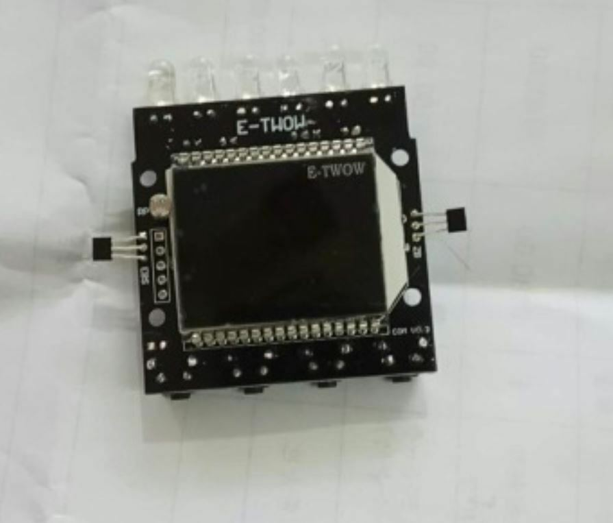 Etwow S2, etwow electric scooter CIRCUIT BOARD 33V Coloreee display