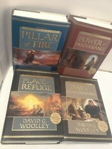 The-Promised-Land-Series-4-books-by-David-G-Woolley-LDS-NOVELS