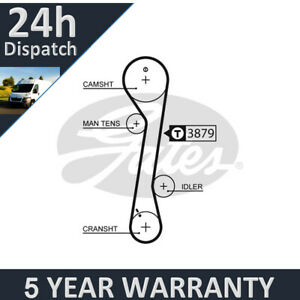 Gates-Timing-Belt-Fits-Hyundai-Coupe-Tucson-Kia-Sportage-5-Year-Warranty-G2813