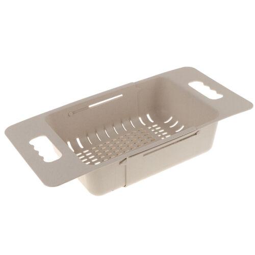 Blesiya Over the Sink Multipurpose Dish Drying Rack Pan Bottle Food Drainer