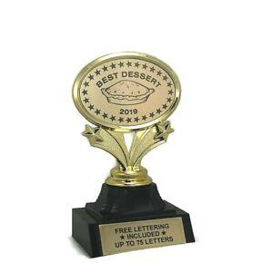 Best-Dessert-Trophy-Prize-Award-Pumpkin-Pie-Plum-Pudding-Fruitcake-Cake