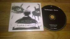 CD Punk Turbonegro - Retox (11 Song) Promo EDEL REC cb