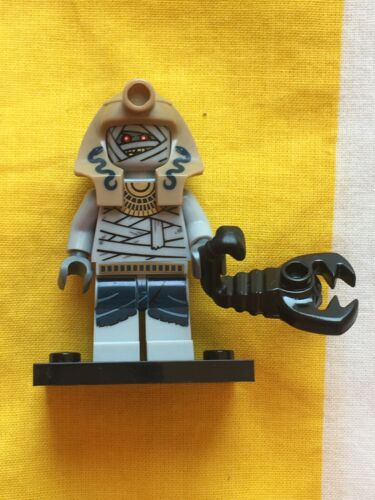 LEGO SERIES Mini Figure Figurine-Momie Pharaon Quest 853176