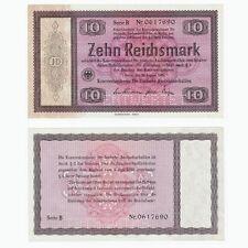"1933 GERMANY - Perforated ""ENTWERTET"" 10 Reichsmark - P200 - UNC."