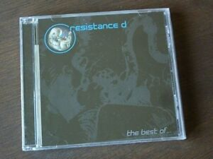 Resistance-D-Best-of-9-tracks-1995-us