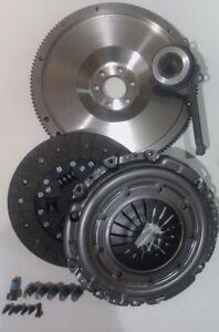 Ford-Galaxy-1-9TDI-TDI-AUY-115-Flywheel-clutch-Kit-CSC-et-tous-les-boulons