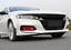For 2018 2019 2019 Honda Accord Red ABS Front Fog Lights Lamp Eyebrow Cover Trim