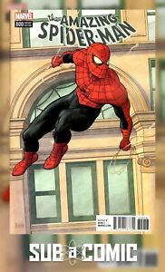 AMAZING-SPIDER-MAN-800-RIVERA-VARIANT-MARVEL-2018-1st-Print-COMIC