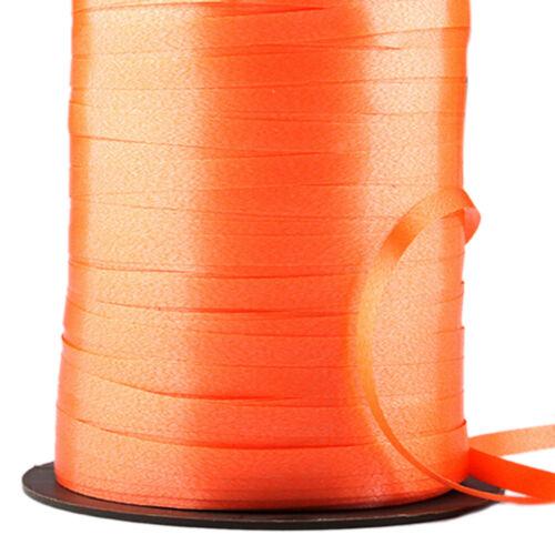 250yd Curling Scrapbook Balloon Ribbon Flower Party Wedding Gift BirthdayRoll la
