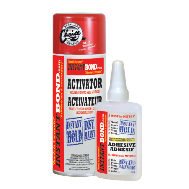 Large Instant Bond Super Glue Adhesive for Wood Granite Steel Glass Leather