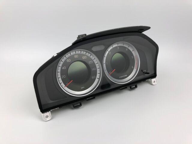 2011 Volvo S60 Compteur de Vitesse Instrument Cluster Speedo Jauge 31327584AA