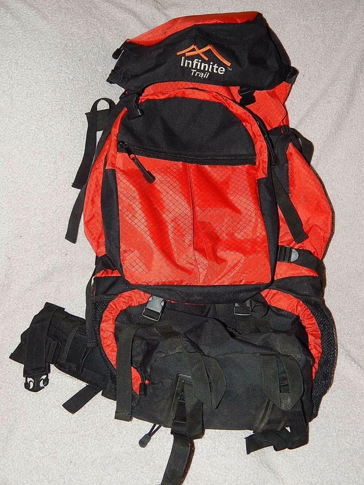 Infinite Series Internal Frame Mountaineering Backpacking Waterproof Backpack