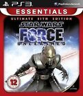 Star Wars Force Unleashed The Ultimate Sith Edition Essentials PlayStation 3 Ps3