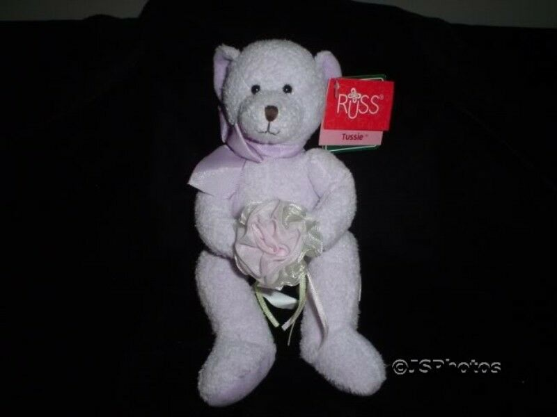Russ Luv Pets Collection Bear Tussie 20331 Handmade