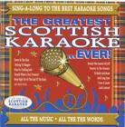 Greatest Scottish Karaoke Ever von Various Artists (2015)