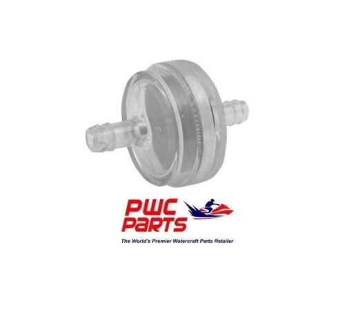 "3//16/"" Visu-Filter In-Line Mini Fuel Filter 12-1558 1//8/"""