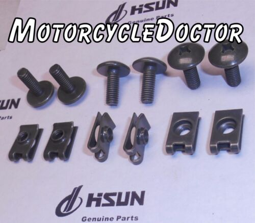 U Nut,Body,Nut,Bolt,M6,Clip,Screw,UTV,400,500,700,800,HiSun,Massimo,TSC,MSU,HS