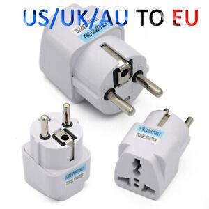 Universal-UK-US-AU-to-EU-European-Power-Socket-Plug-Adapter-For-Travel-Converter