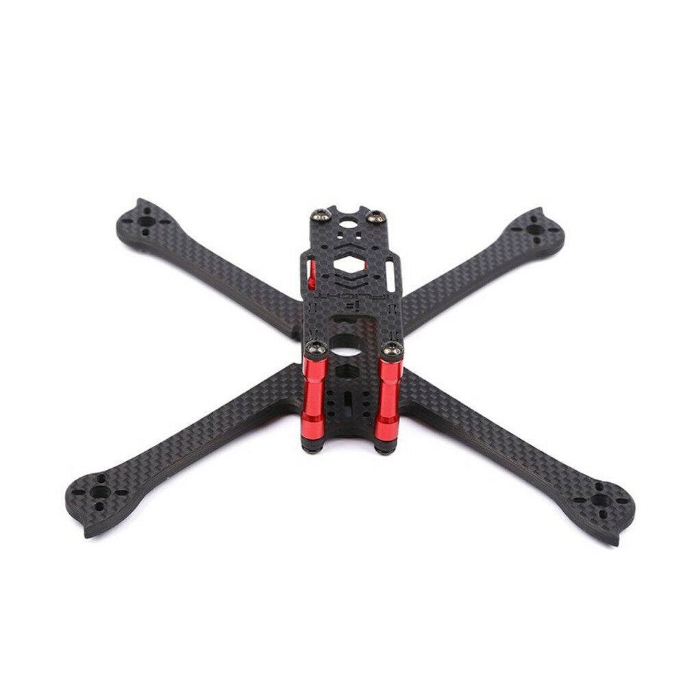 IFlight iX4 Lite V3 164mm Wheelbase 4mm Arm 4 Inch Carbon Fiber Frame Kit for RC