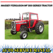 MF 168 MASSEY FERGUSON TRACTOR MF168 WORKSHOP MANUAL