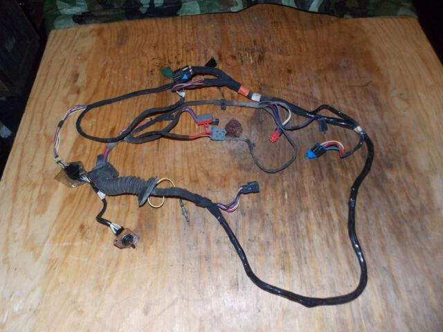 96' dodge ram 2500 van rh front door wiring harness - power window and  locks oem for sale online | ebay