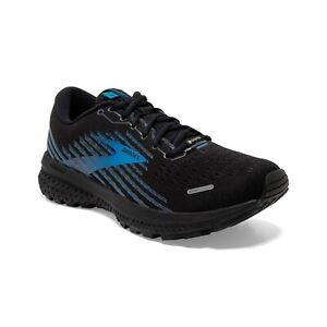 BROOKS GHOST 13 GTX Scarpe Running Uomo Neutral GORE-TEX®  BLACK BLUE 110342 018
