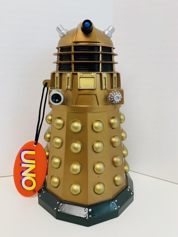 ドクターWHO UNOスペシャルエディション2007 DalekケースとUNOカードゲームレア