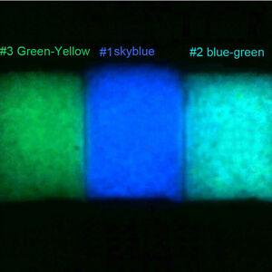 Graniglia in vetro fotoluminescente colore multicolor per arredo si illuminano