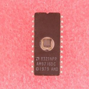 2-Piezas-Amd-AM9716DC-EPROM