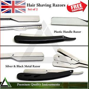 Cut-Throat-Hair-Shaving-Razors-Straight-Edge-Folding-Pocket-Knife-Salon-Shear