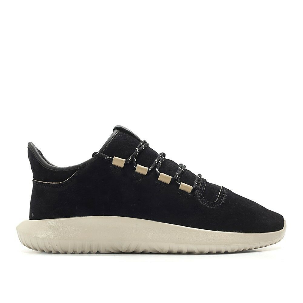 Adidas Mens TUBULAR SHADOW Core Black Core Black Clear Brown - BY3568
