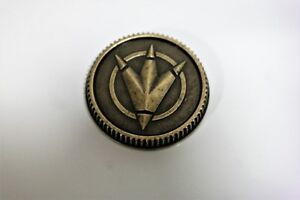 Dino-Thunder-Black-Ranger-Weathered-Coin-Power-Legacy-Master-Morpher-Cosplay
