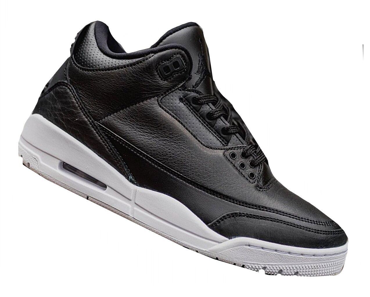 Nike homme running AIR Jordan 3 Originals running homme trainers 136064-020-us uk 11 new boxed 0e8ed6