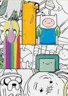 Adventure Time Two-Pocket Journal by Cartoon Network (Hardback, 2015)