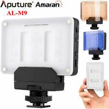 Aputure Al-m9/Mini LED Lampe de Vid/éo pour Filmer et Photographie Macro/ /Noir