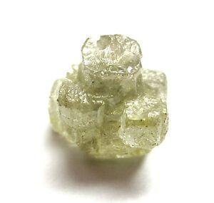 15.23 Carats Unique GEMMY Uncut Raw Rough Diamond