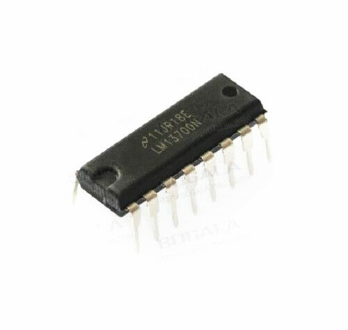 5PCS LM13700 LM13700N INTEGRATED CIRCUIT NEW