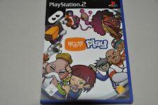 Playstation 2 Spiel - EyeToy Play  - 12 Spiele - komplett Deutsch PS2 OVP