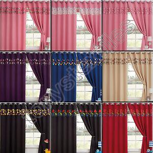 Tony\'s Textiles - 2 rideaux occultants pour chambre d\'enfant - avec ...