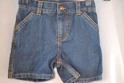 Carhartt Jeans CK8348 Elastic Waist Babies//Infants//Boys//Girls//Kids NWT