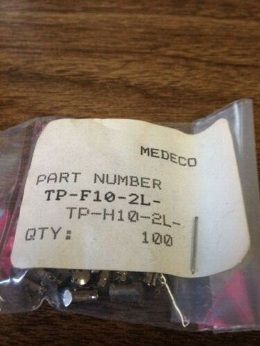 100 Each Tray#7 TP-F10-2L//TP-H10-2L Medeco Commercial Pins
