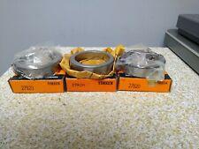 Timken 27820 Roller Bearing Cup Lot Of 3 Nos