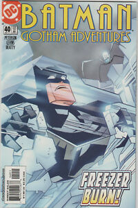 Batman-Gotham-Adventures-40-Freezer-Burn-DC-2002-Low-Print-Run