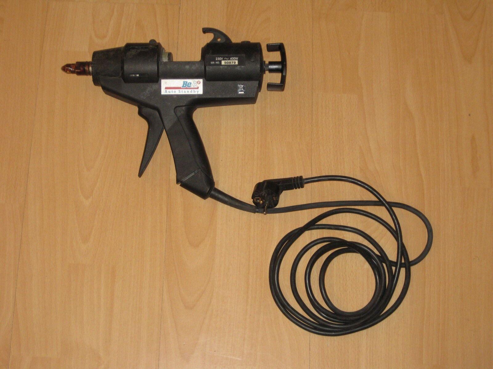 BEA 310 Plus Electronic Profi Schmelzklebepistole Heißklebepistole 400W NP 470 E