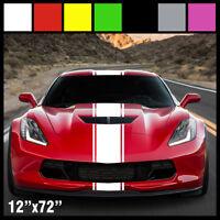 12 Hood Stripe Auto Graphic Racing Stripe Decal Vinyl Car Truck Universal