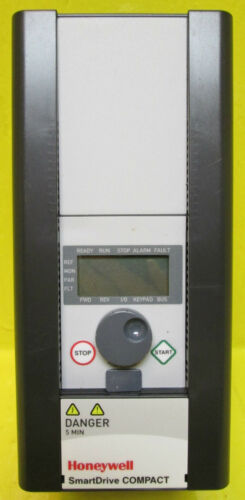 NEW Honeywell HVFDCD3C0040F01 4 HP//3 kW 3PH 480 V 7.6A VS Drive SmartVFD Compact