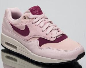 online store c79b4 28c35 Image is loading Nike-Women-039-s-Air-Max-1-Premium-