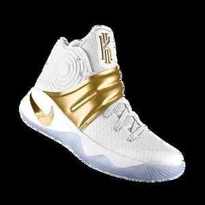 size 40 38545 37afb hot kyrie 2 gold white b6f91 d2477