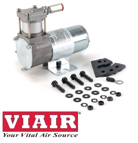 VIAIR 130PSI 1.53CFM 90 Series 98C 12V Compressor Universal Fit 00098